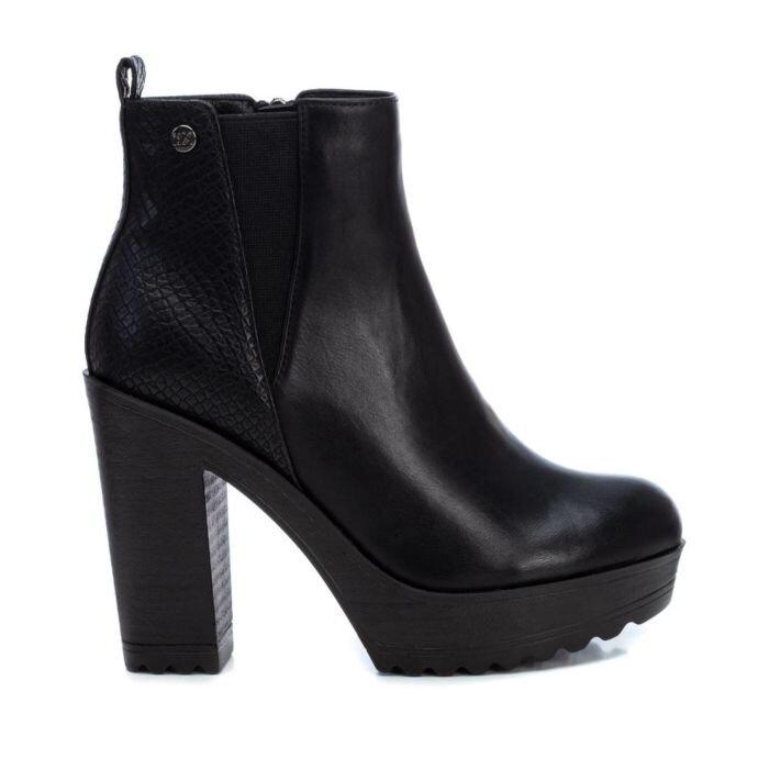 Comprar Xti Botas de tornozelo 34474 preto -Calcanhar de altura: 10cm