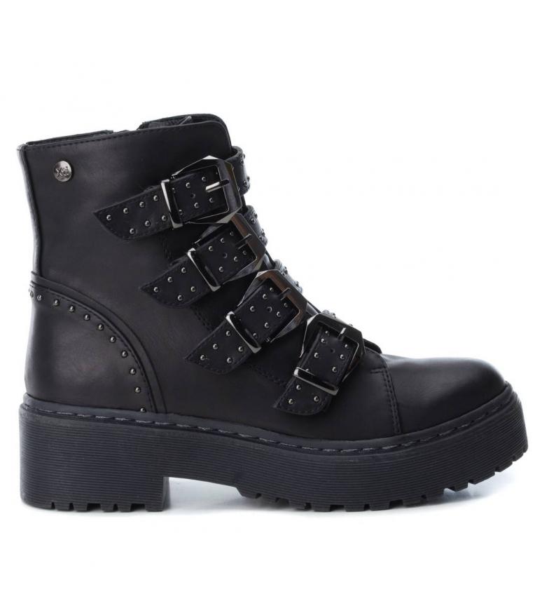 Comprar Xti Boots 48395 black -High heel+platform: 4.5cm