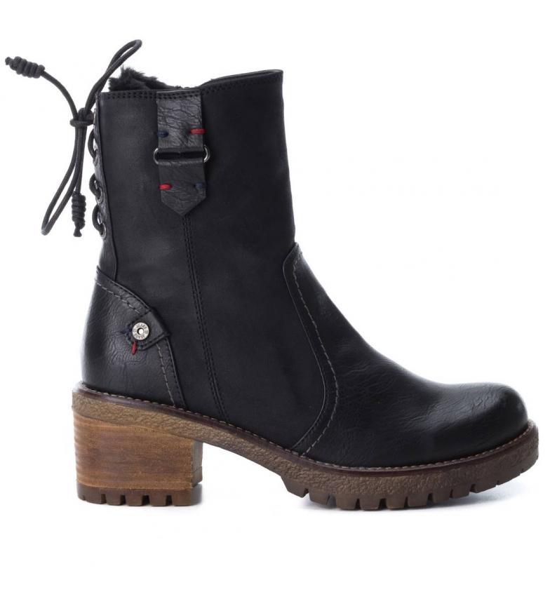Comprar Xti Salto de bota 033972 preto
