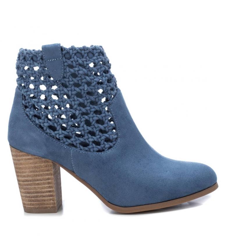 Comprar Xti Marine ankle boots 044091 -heel height: 8cm