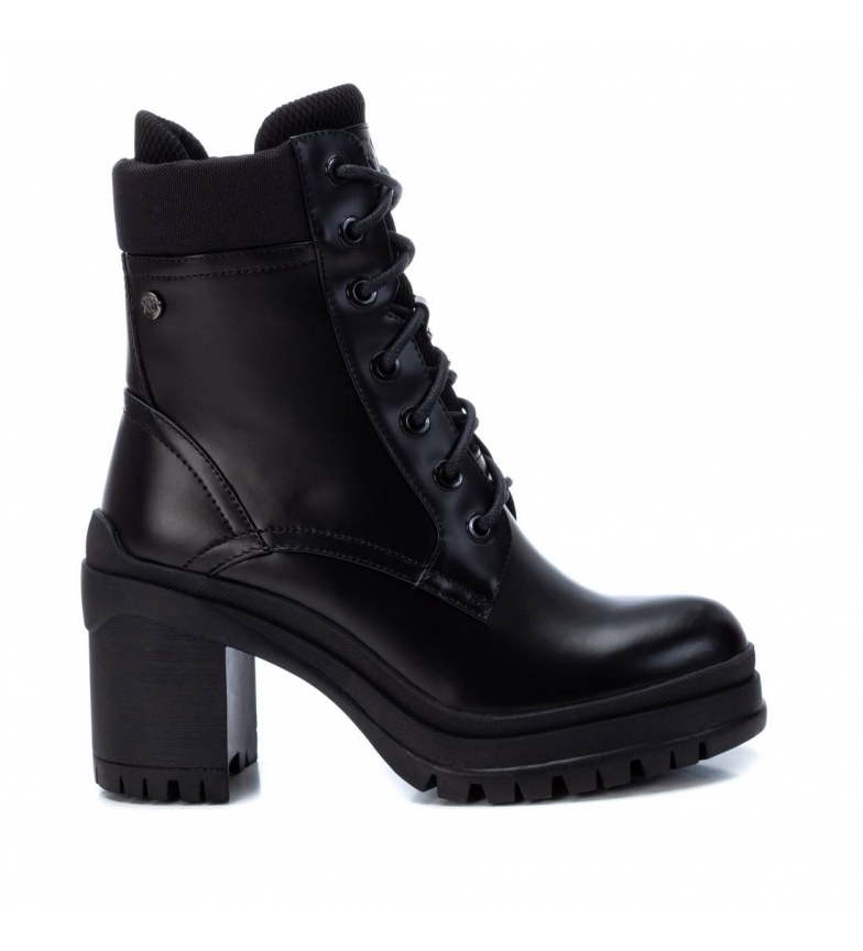Comprar Xti Ankle boots 044628 black -Heel height: 7 cm