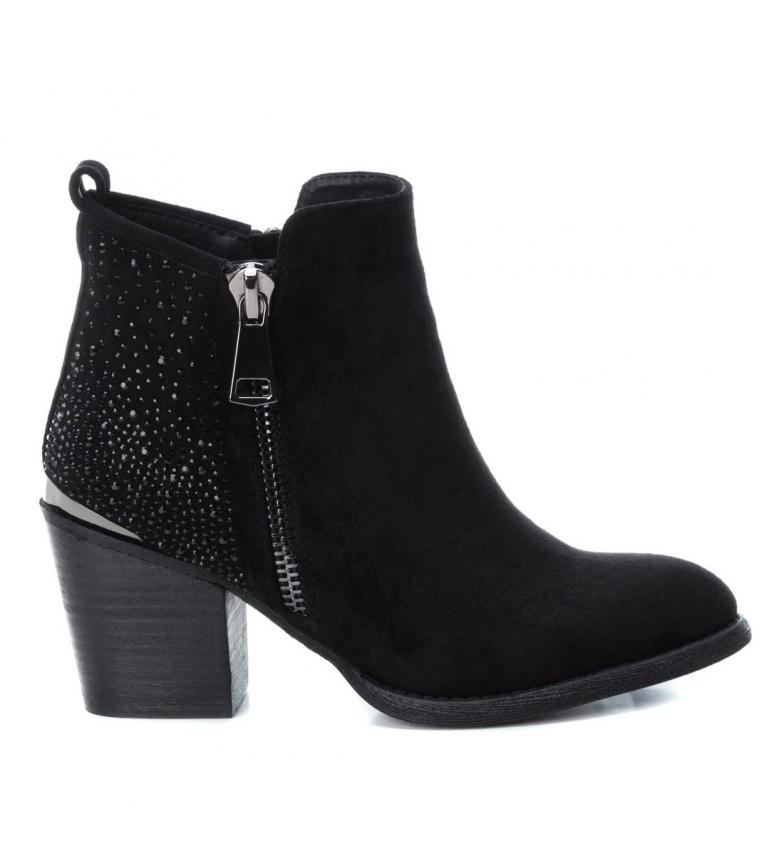 Comprar Xti Bottes 049448noir noir noir -Hauteur du talon : 7cm
