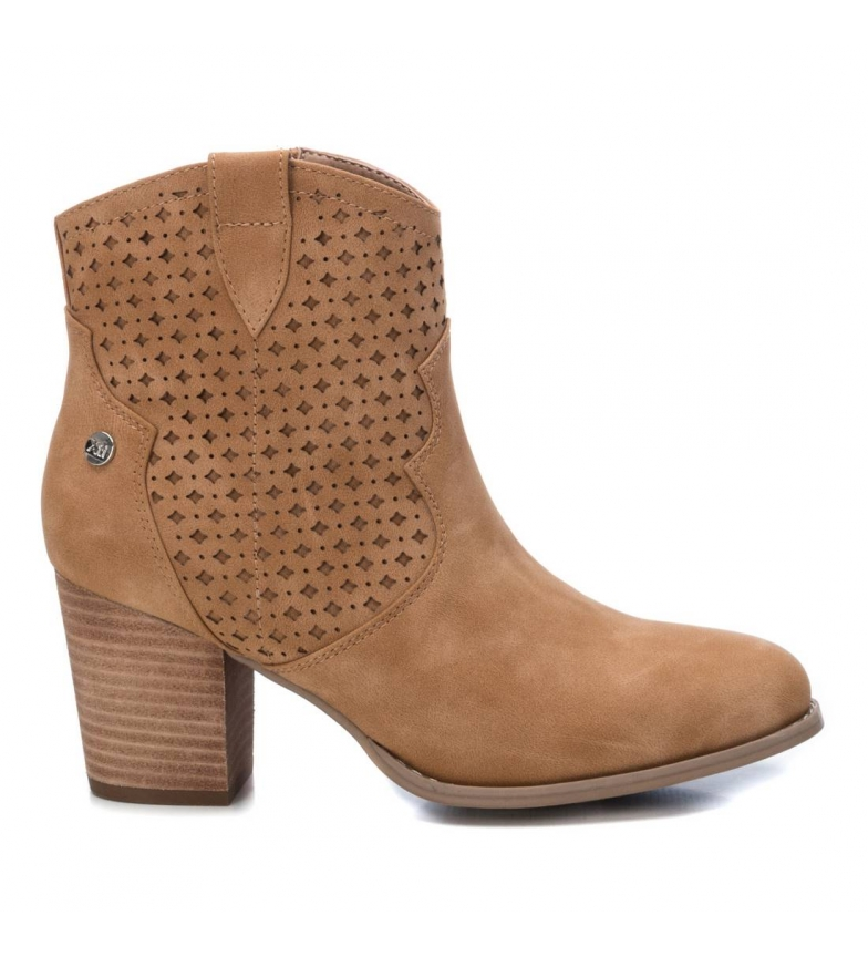 Comprar Xti Ankle boots 049896 came -heel height: 7 cm