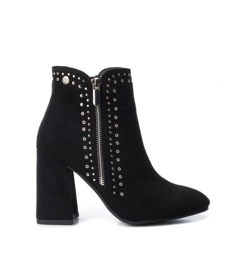 Comprar Xti Clara black boots -Heel height: 9cm