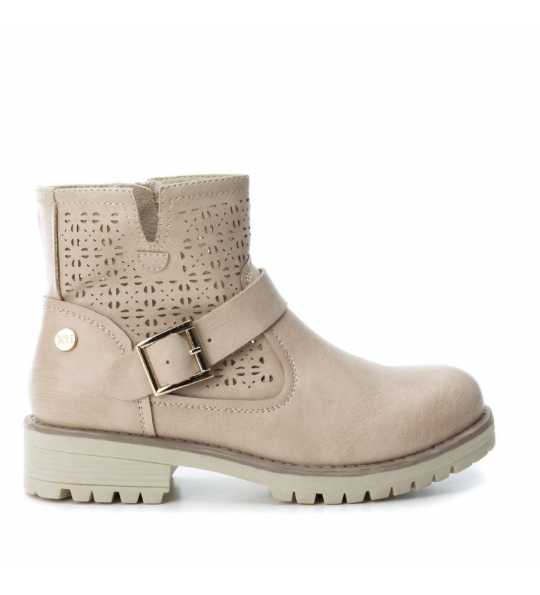 Xti - Botines Norma beige jS8KBY