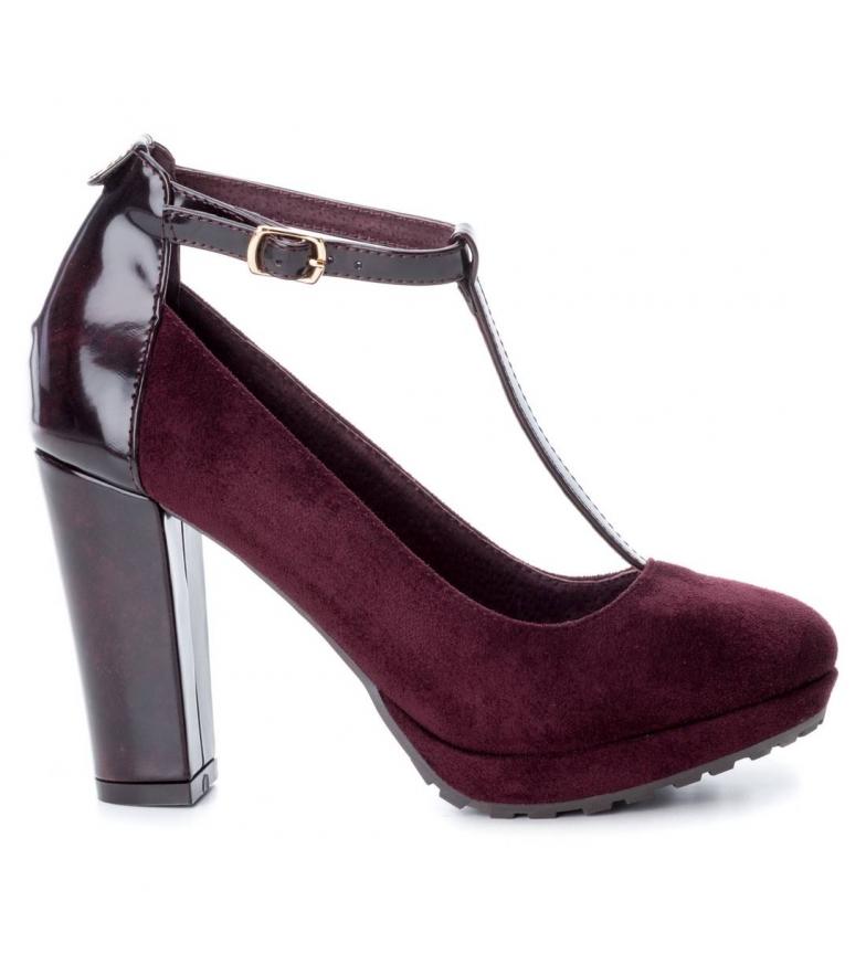 Comprar Xti Zapatos Amanda burdeos -Altura tacón: 12cm-