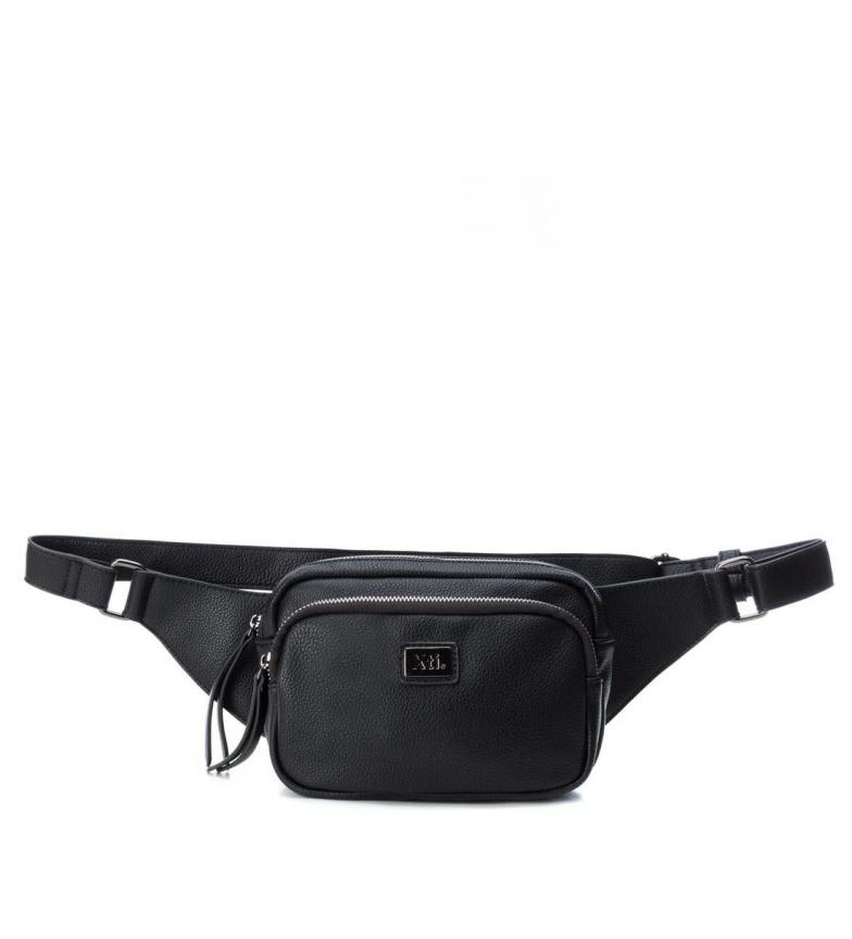 Comprar Xti Bum bag 75856 preto -7x18x15x15cm