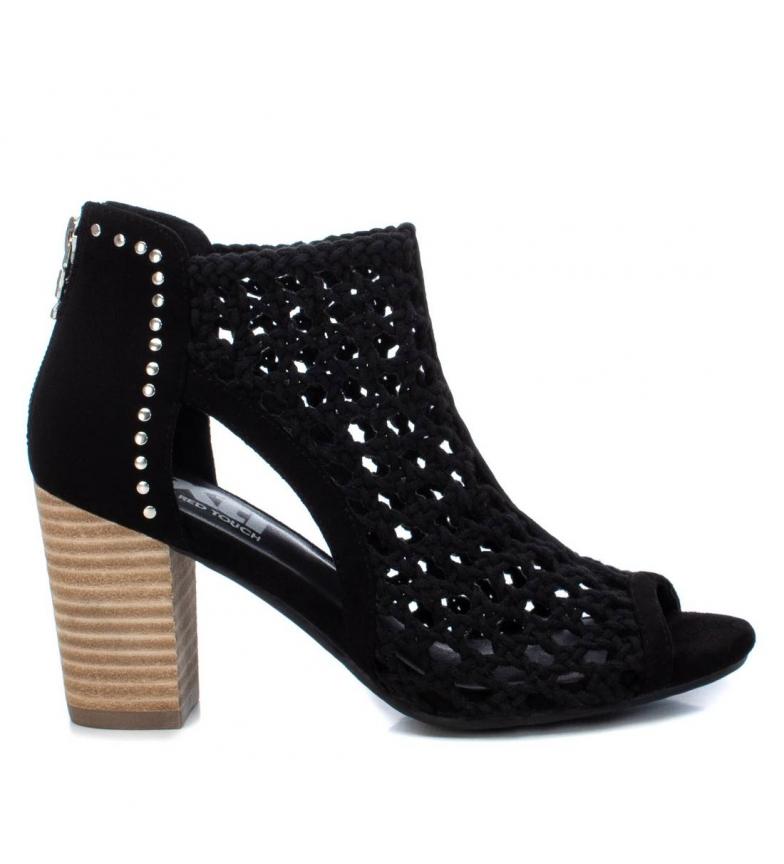 Comprar Xti Sandals 044085 black -heel height: 8cm