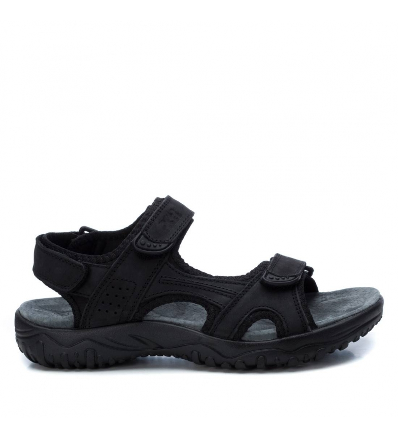 Comprar Xti Leather sandals 043378 black