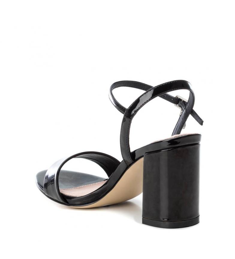 Xti-Sandali-con-tacco-032033-nero-Altezza-tacco-8cm-Donna-Beige-Rosa miniatura 5