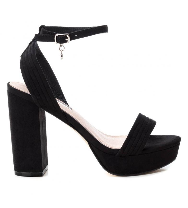 Comprar Xti Sandals 035012 black -heel height: 11cm