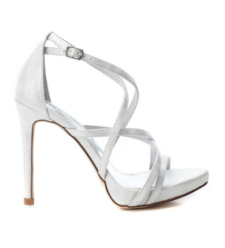 Comprar Xti Sandals 035054 silver -Heel height: 11cm
