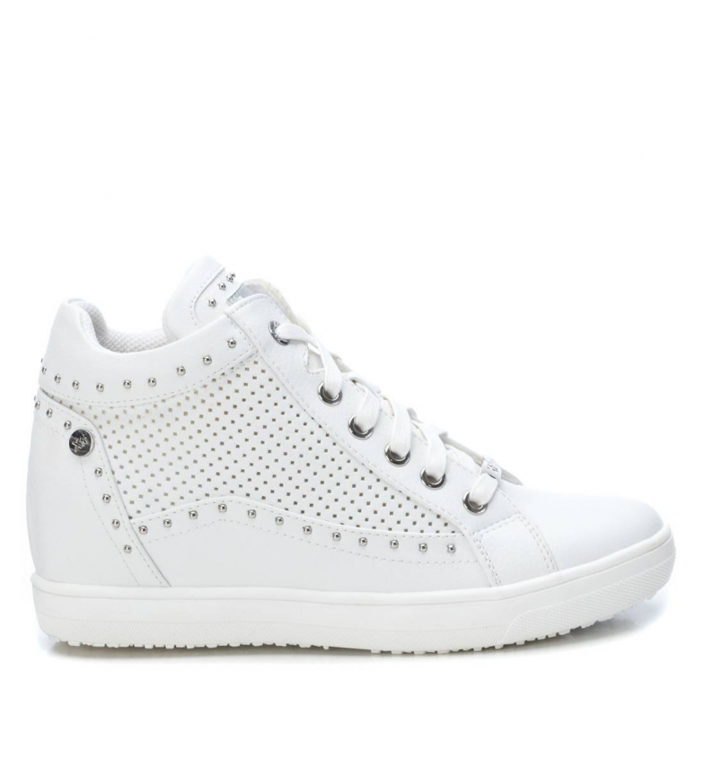 Comprar Xti Shoes 049936 white - wedge height 5 cm