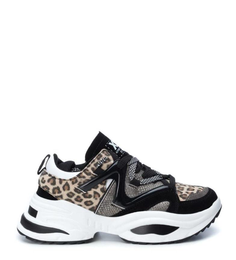 Comprar Xti Chaussures 049523 blanc, vert, rouge - Hauteur de plate-forme : 5cm