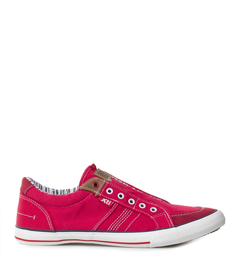 Comprar Xti Zapatillas Alvar rojo