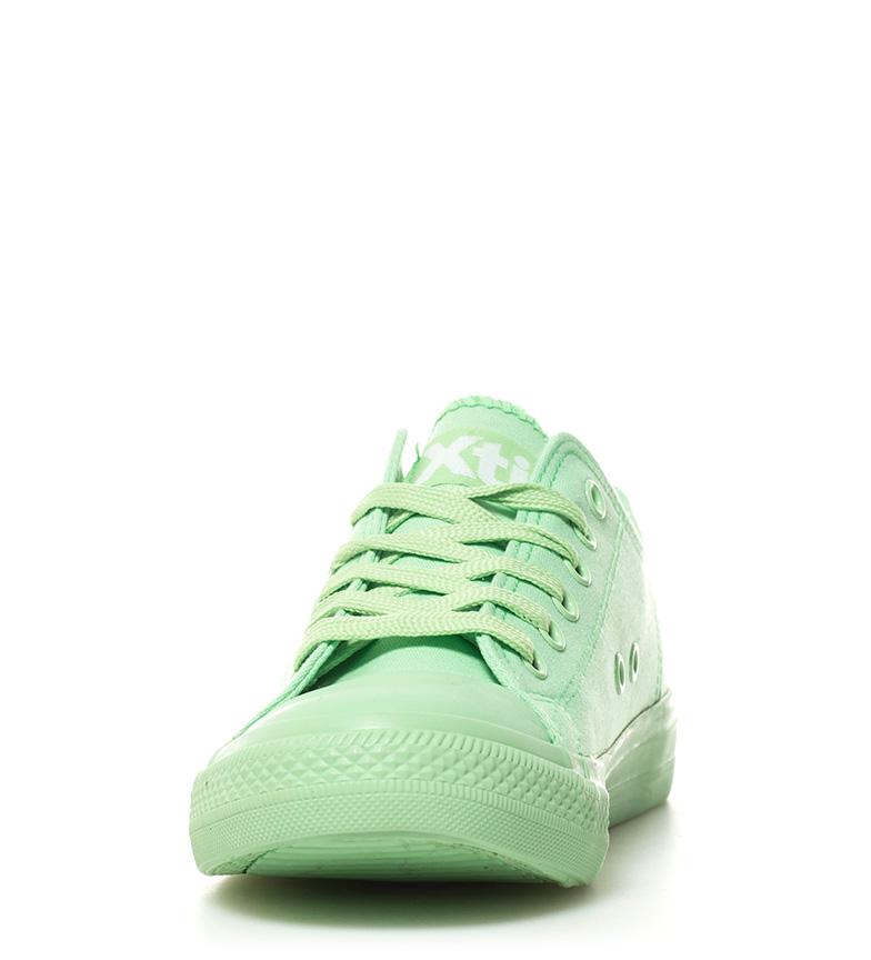 Eunice verde Zapatillas Xti Xti Zapatillas pcFTw1a0Wq