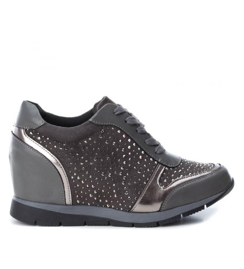 Comprar Xti Zapatillas Miranda gris -Altura cuña: 7cm-