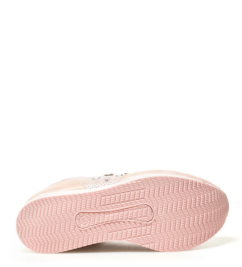 Xti Altura rosa Petra Zapatillas 5cm plataforma 4 qCzqr