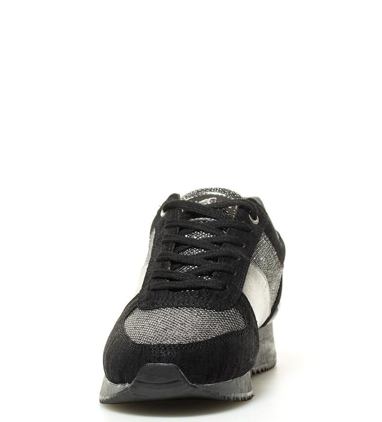 7d388ff7b7f Xti - Zapatillas Rocio Mujer chica Negro Plata Dorado Marrón Bronce ...