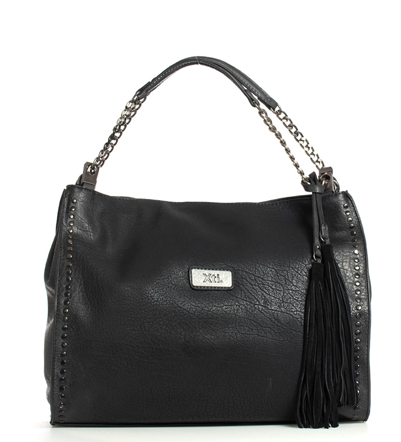 Comprar Xti Bolso Anna negro -32x38x12 cm-