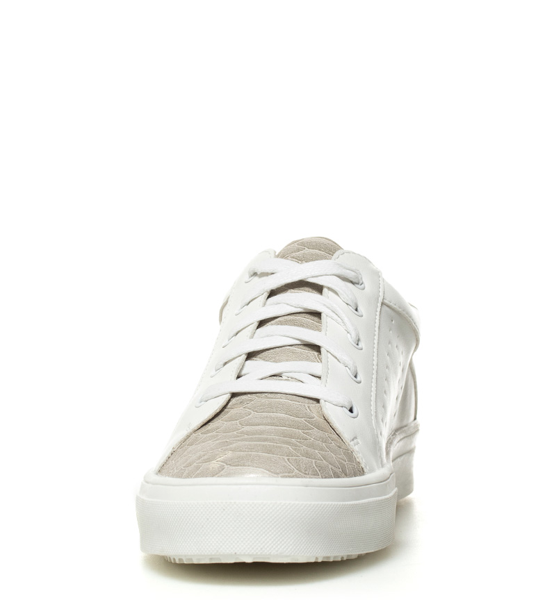 Sire Sire Zapatillas dorado Refresh blanco Refresh Zapatillas ITxdOwaa