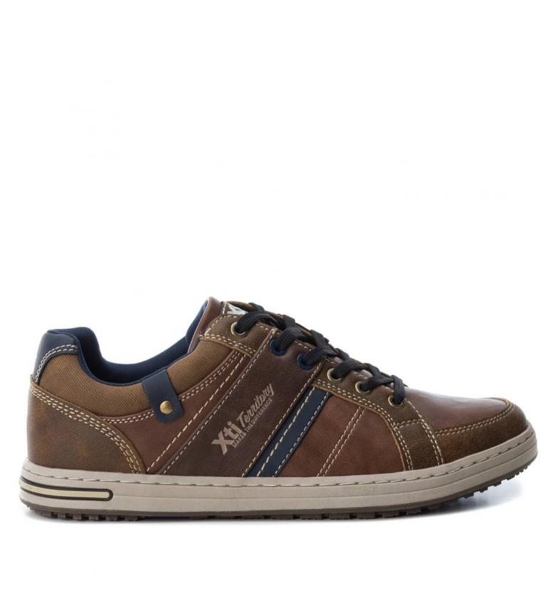 Comprar Xti Shoes 48153 camel