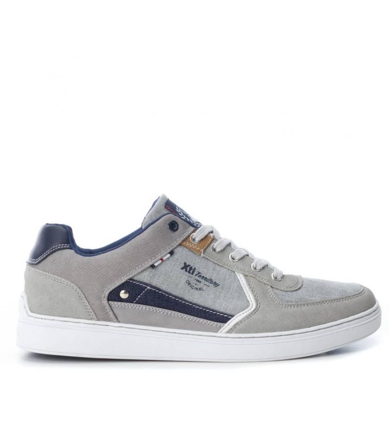 Xti Zapatillas gris