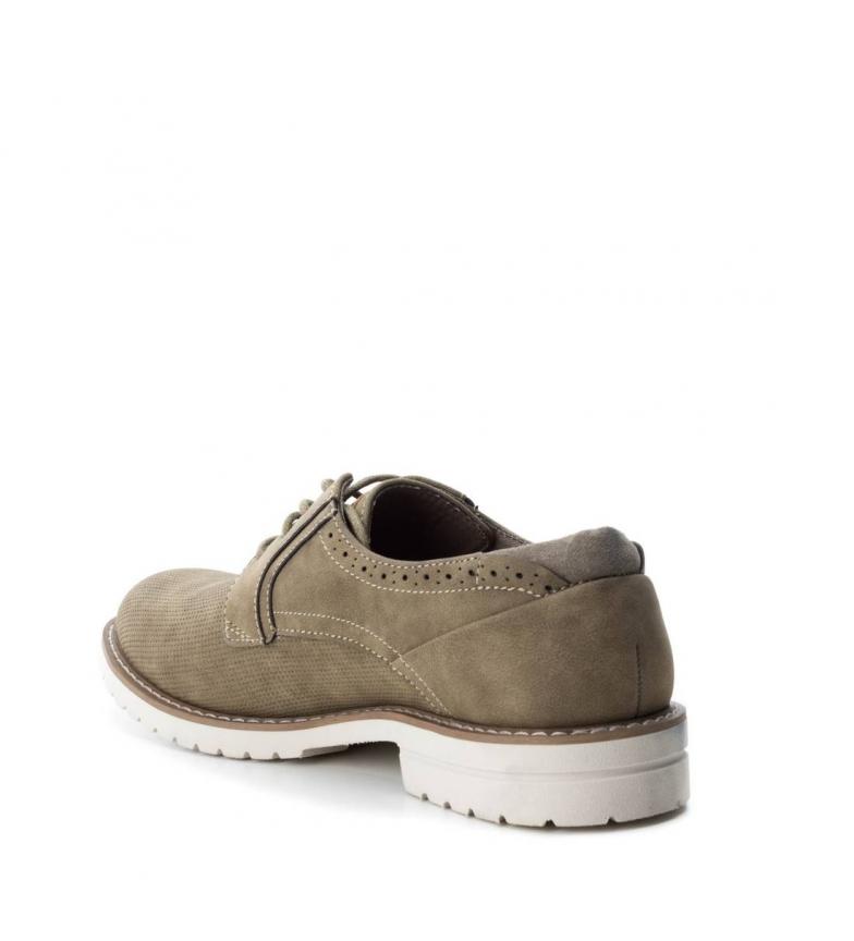 Xti Zapato Oxford taupe