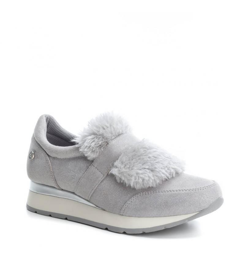hielo Xti Zapatillas Zapatillas Xti 3cm Cuña x0tFCpqw