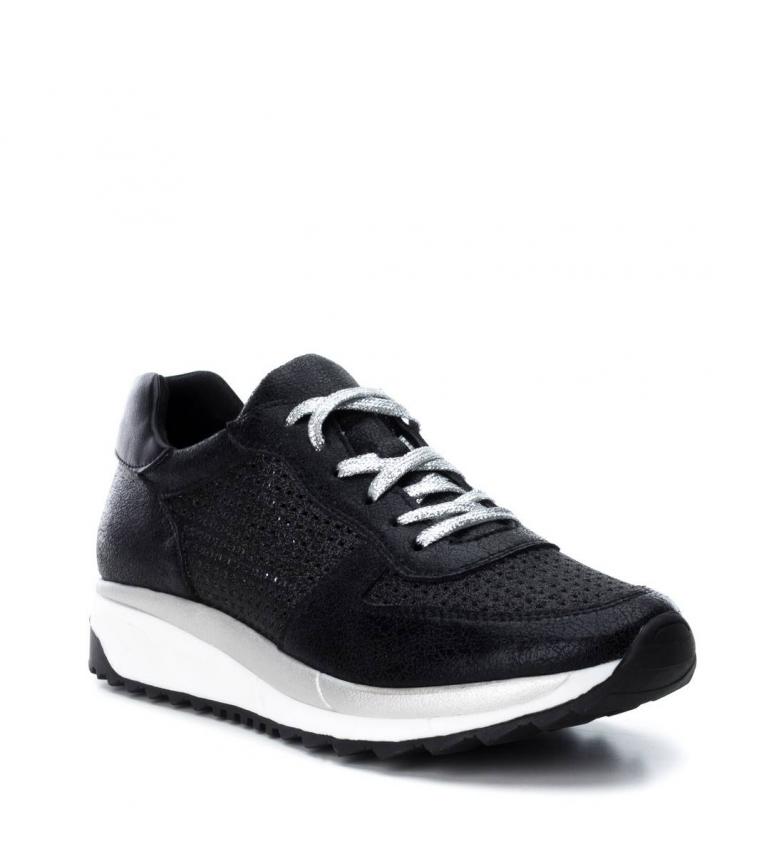 plano Zapato negro plano Zapato 047790 Xti Xti 047790 0wUXOBU