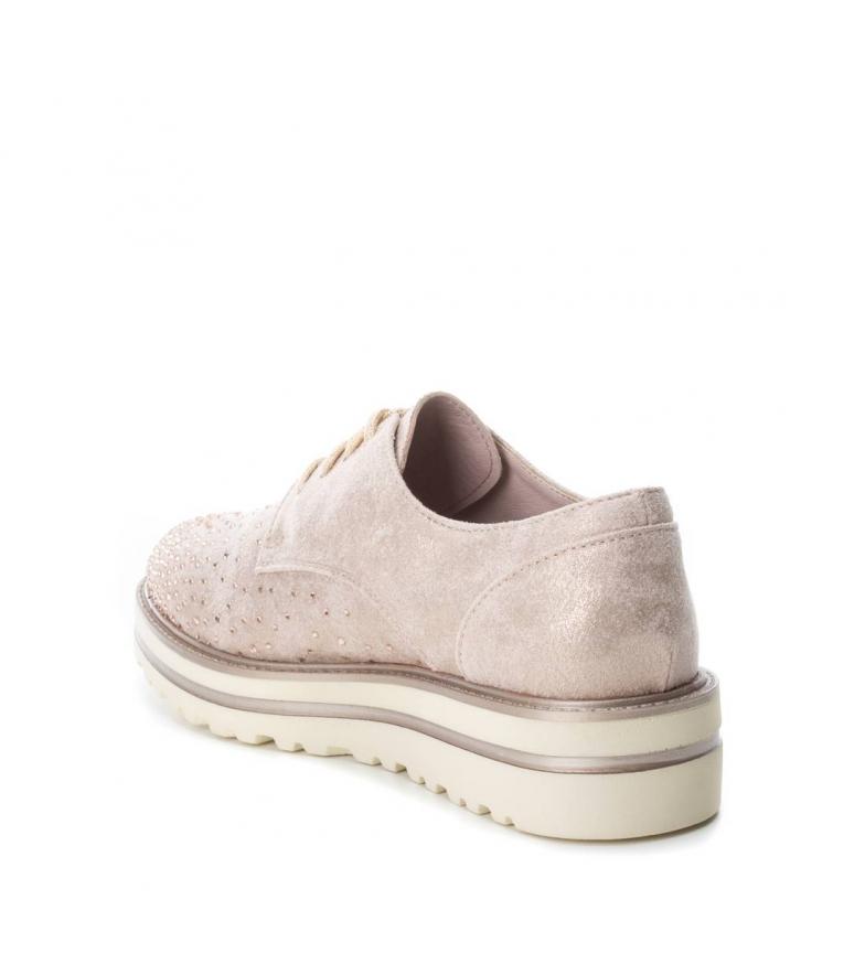 Zapato Altura nude cm oxford 4 Xti suela P4RFndqxdw