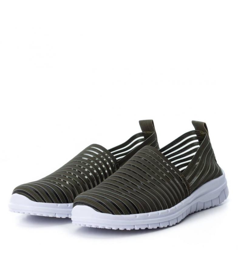 Zapato kaki plano 048059 Xti Zapato plano plano 048059 Xti Xti kaki Zapato kaki 048059 pEPSdwqP