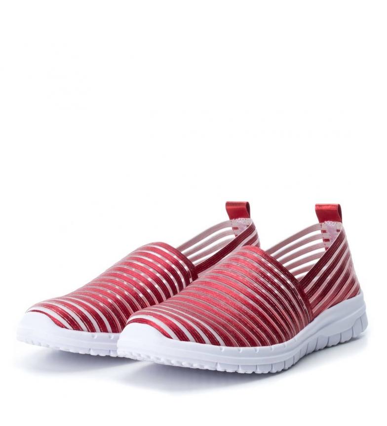 Xti plano 048059 rojo Zapato Xti Zapato 7Hwtqdq1
