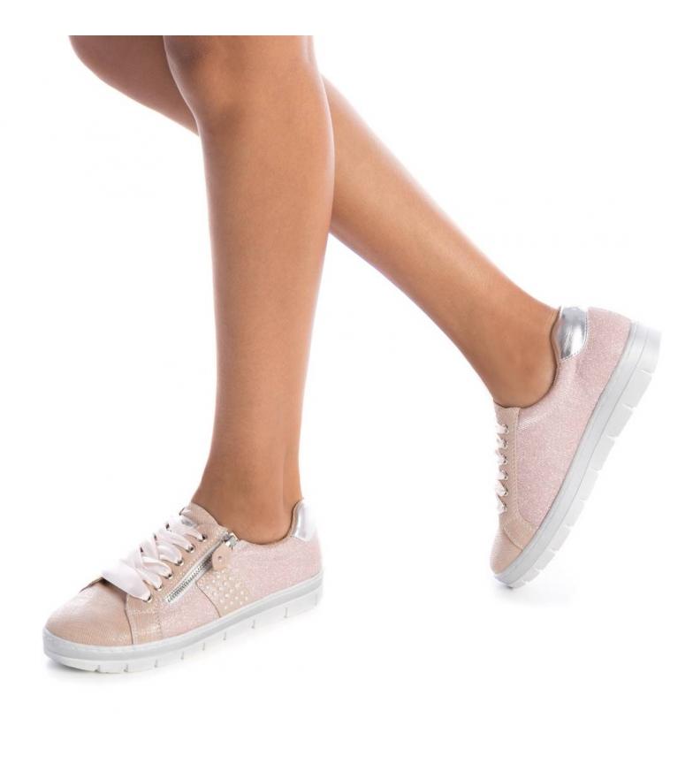 Plano Xti Zapato Plano Zapato Nude 049071 Xti WYeE9D2IH