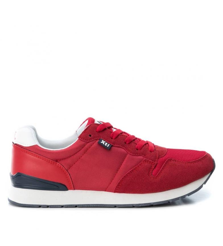 Zapatilla Rojo Xti Xti Xti Rojo Zapatilla 034055 034055 Zapatilla 034055 Rojo IfvbY76gy