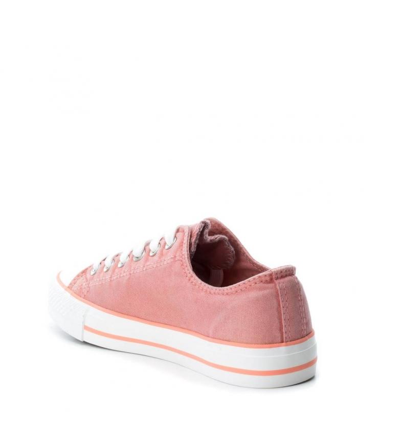 coral Zapato 033825 plano Xti otra qZIBxw