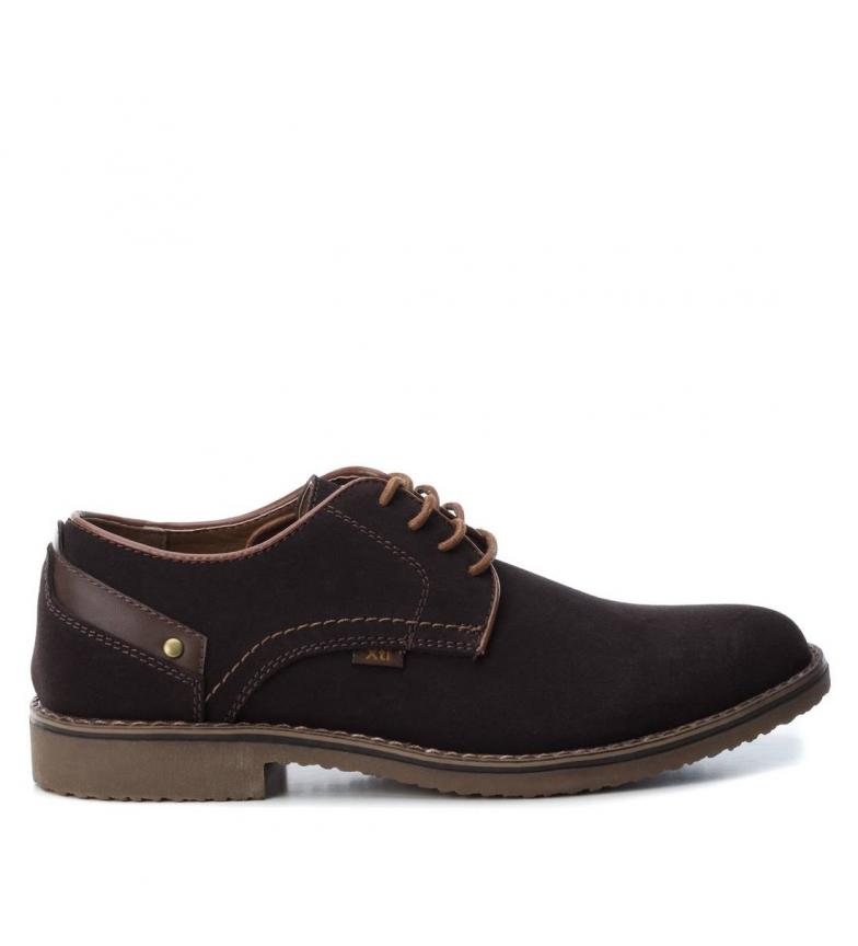 Comprar Xti Leather shoe 048212 brown