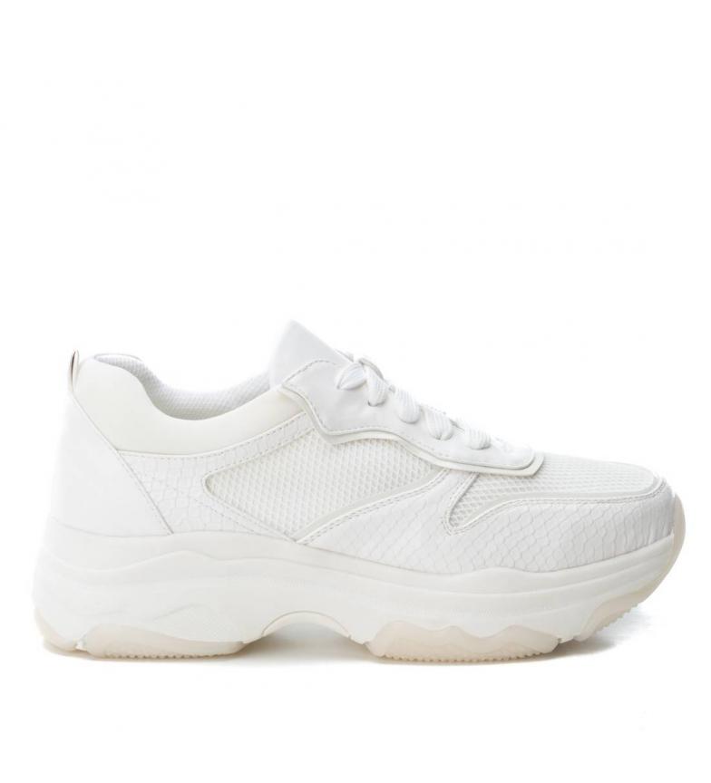 Comprar Xti Zapato plano otra 048653 blanco
