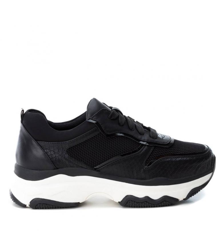 Comprar Xti Flat shoe other 048653 black