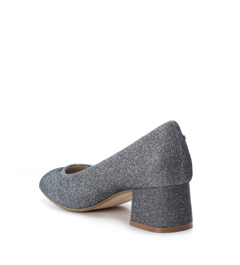 Xti plata oscuro Xti Zapato Zapato ZB6xH