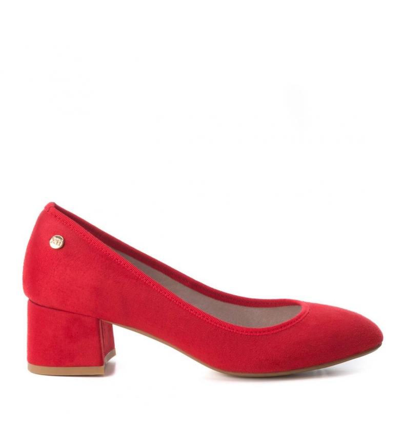 5cm Zapato Xti tacón rojo Altura n0PIIwqY