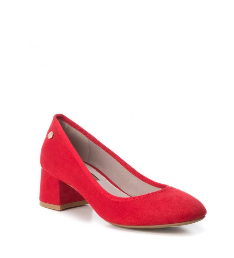 Altura Zapato 5cm rojo Xti tacón nxEz6a8