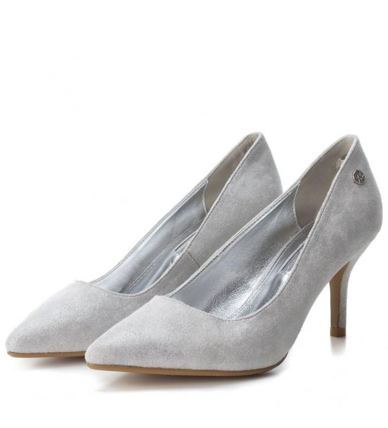 Xti stiletto plata 7cm Zapato Altura tacón rq4PrwC0
