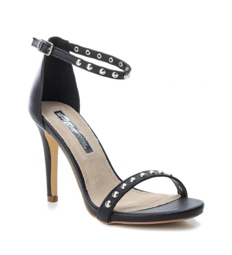 tacón 10cm 030728 Zapato tacón Altura Xti negro T0a5wwq