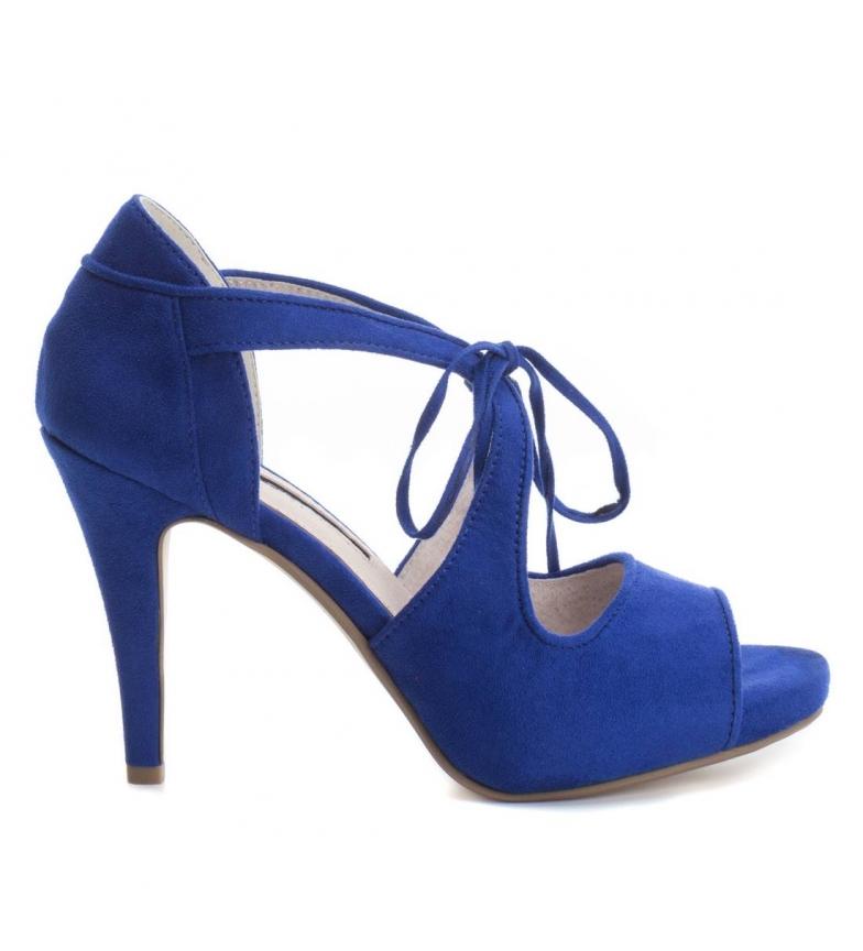 Zapato 030741 Zapato 030741 azul Xti azul tacón tacón Xti Zapato tacón 030741 azul Xti pw7axqISq