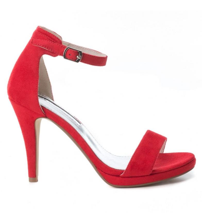 tacón Zapato 030747roj 030747roj Xti Zapato Xti rojo rojo Zapato rojo tacón 030747roj Xti Xti Zapato tacón qAUwSO
