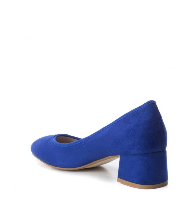 Altura 5cm azul Xti tacón Zapato wqOvBpXA