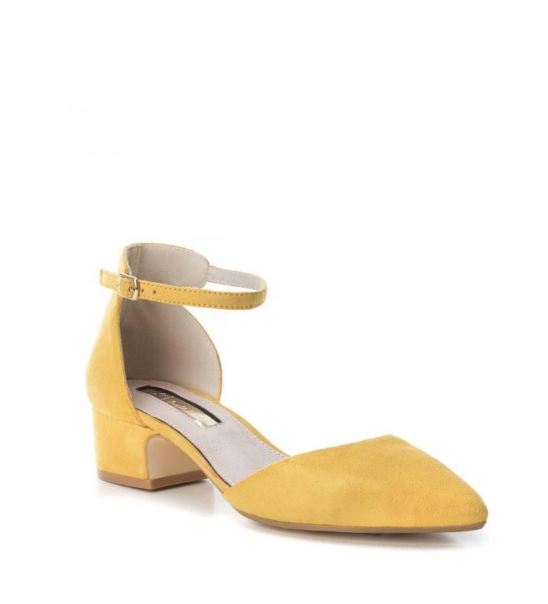 Xti panama 4cm Zapato tacón Altura rFXqwr5xg8