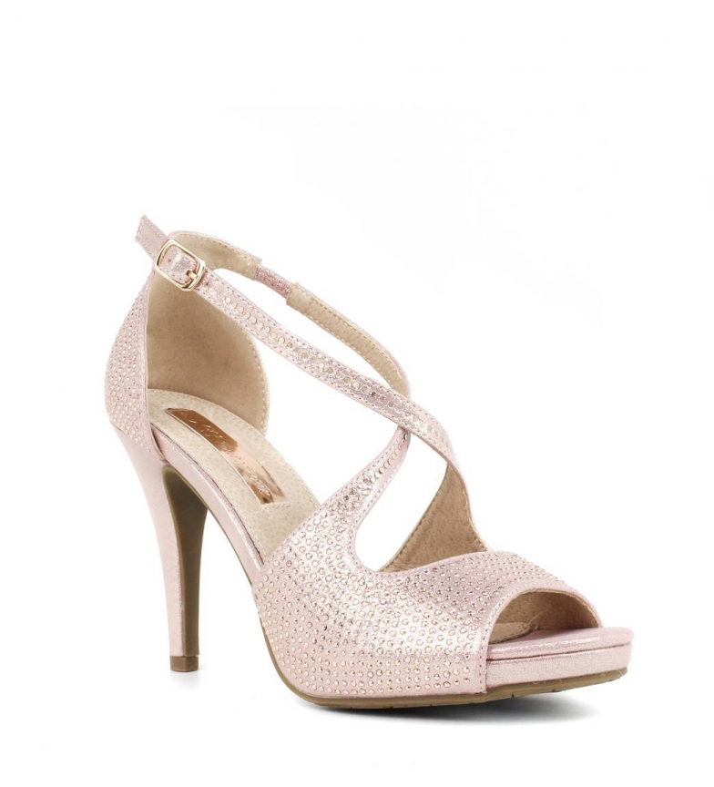Xti - Zapato tacón fiesta 030562 nude HIpLGI
