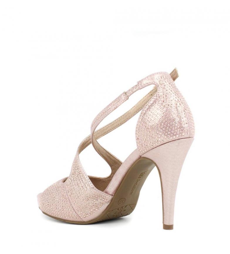 tacón Zapato Xti nude fiesta 030562 5gnnqd